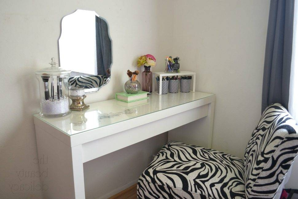 Bedroom Furniture : Dressing Table Diy Small Table Mirror Table Intended For Decorative Dressing Table Mirrors (#4 of 20)