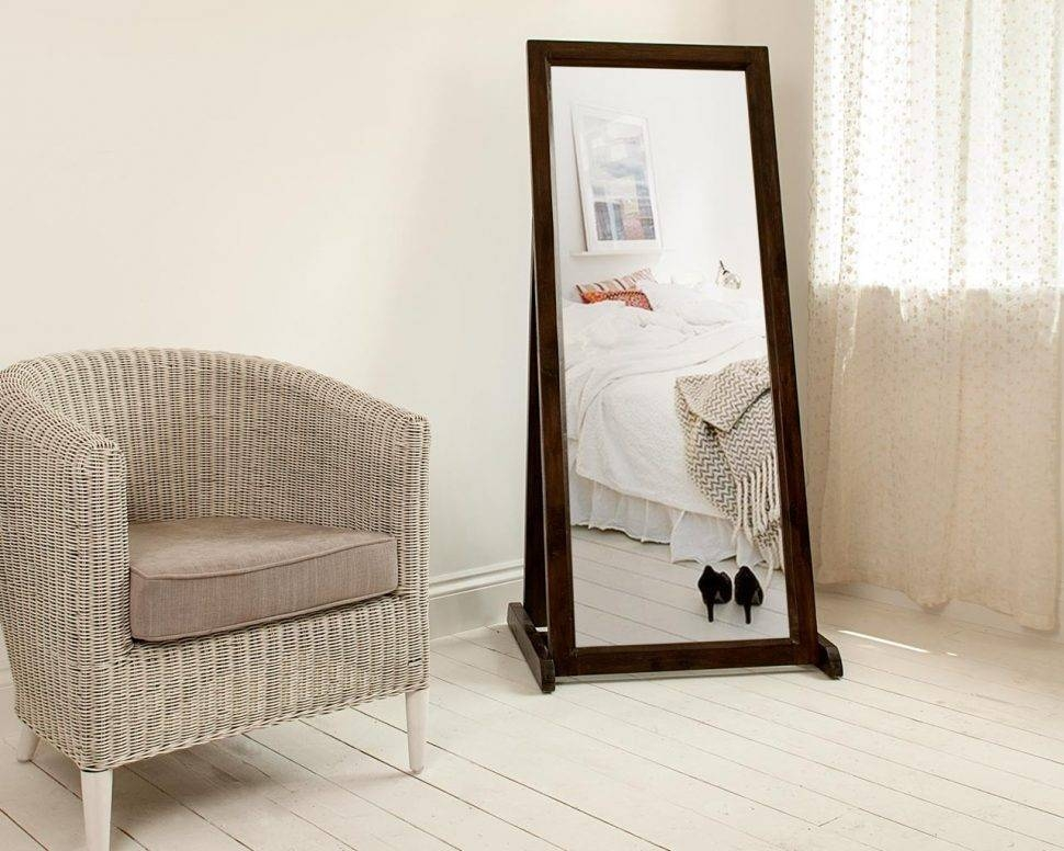 Bedroom Furniture : Frameless Bathroom Mirror Vanity Mirror Online With Regard To Standing Dressing Mirrors (#9 of 30)