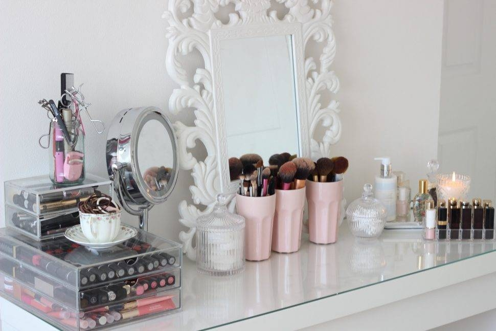 Bedroom Furniture : Wall Mirrors Decorative Makeup Table Bedroom For Decorative Dressing Table Mirrors (#5 of 20)