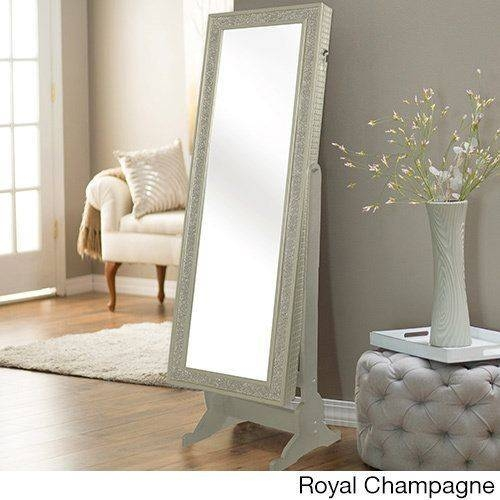 Best 10+ Beige Full Length Mirrors Ideas On Pinterest | Neutral In Glitzy Mirrors (#3 of 20)