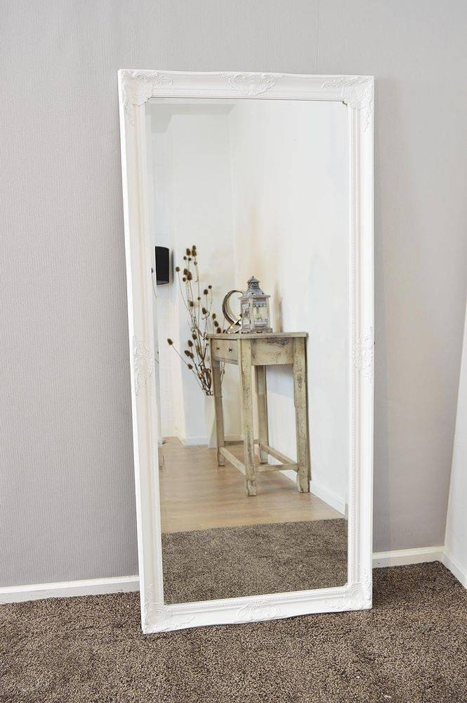 Best 10+ Beige Full Length Mirrors Ideas On Pinterest | Neutral Throughout White Shabby Chic Wall Mirrors (#6 of 20)
