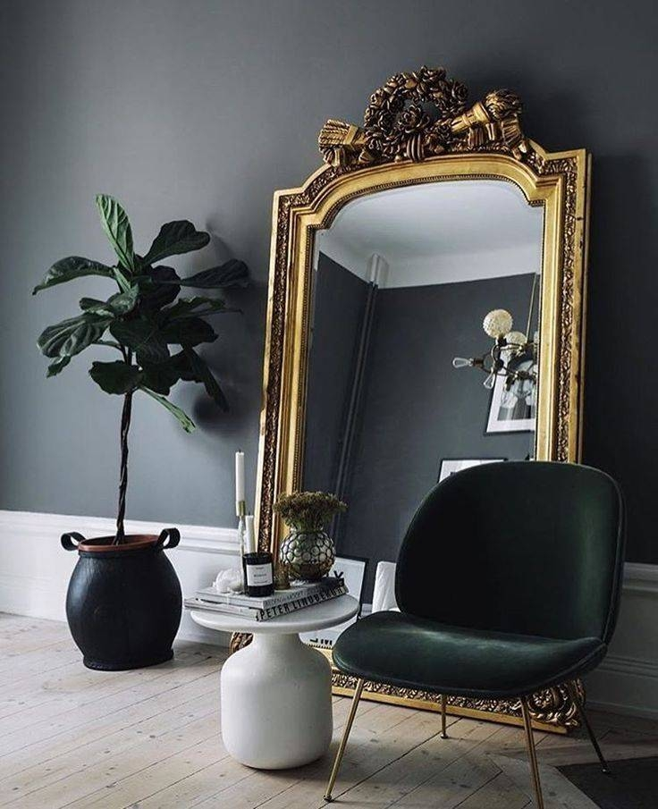 Inspiration about Best 10+ Black Wall Mirrors Ideas On Pinterest | Purple Kitchen Regarding Large Black Mirrors (#25 of 30)