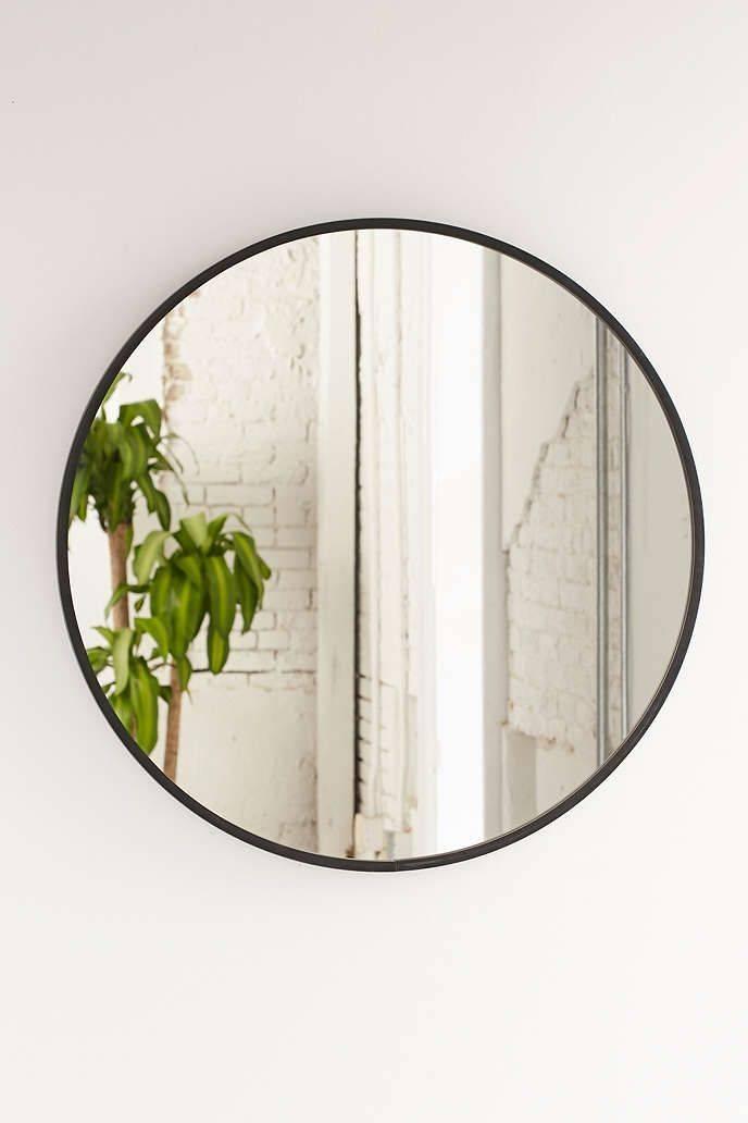 Best 10+ Circular Mirror Ideas On Pinterest   Wood Mirror, Mirrors Within Black Circle Mirrors (#3 of 20)