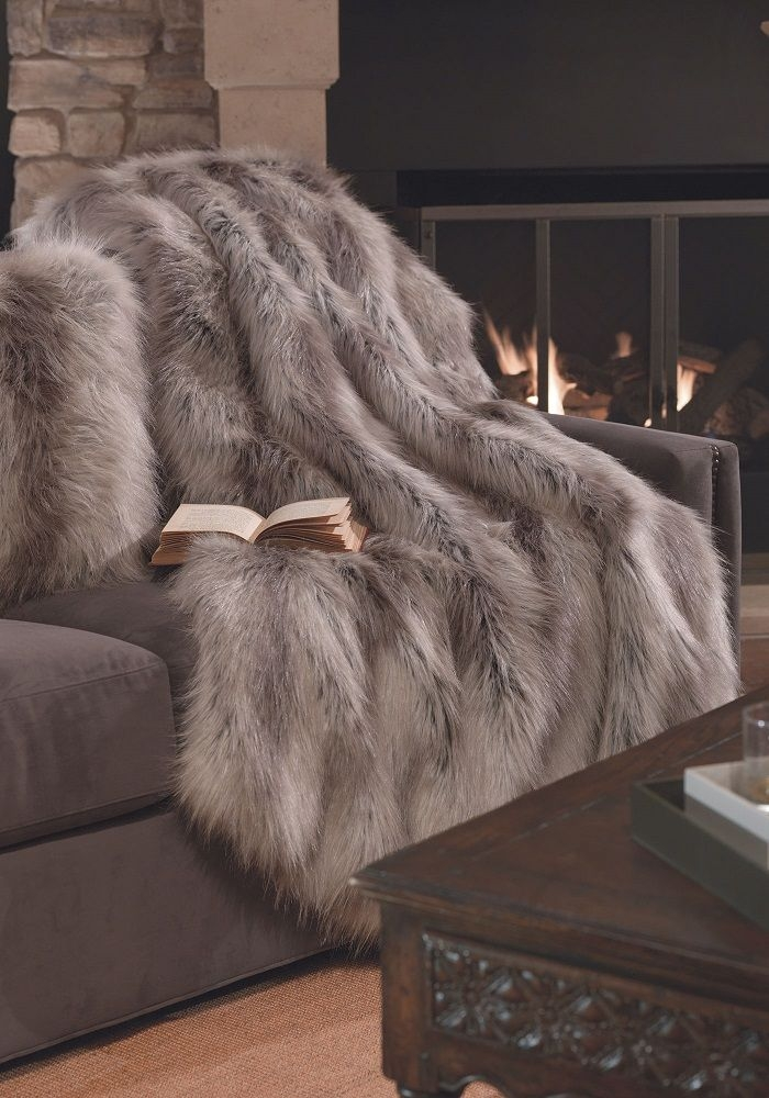 Best 10 Couch Throws Ideas On Pinterest Brown Couch Pillows Intended For Grey Throws For Sofas (View 4 of 15)