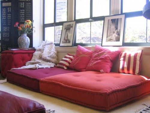 Beautiful Best 10 Replacement Sofa Cushions Ideas On Pinterest Couch Regarding Floor  Cushion Sofas (#1