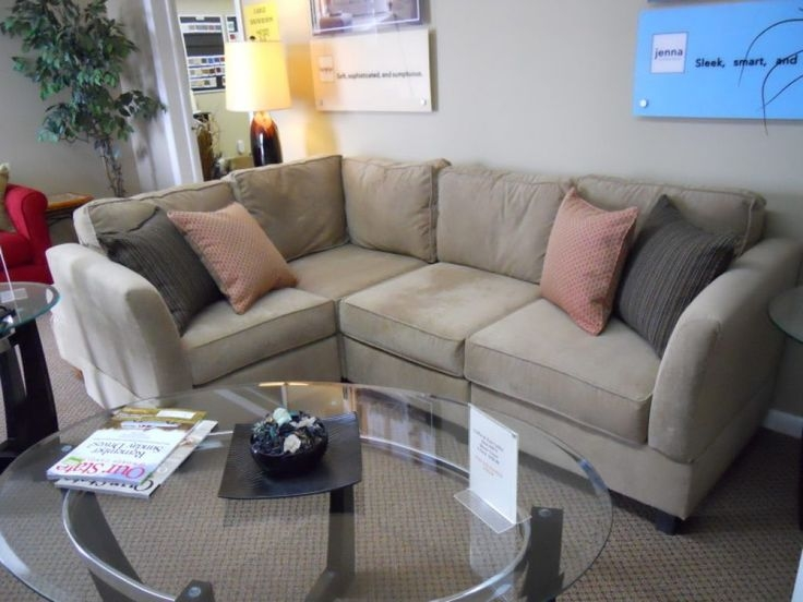 Best 10 Small Sectional Sofa Ideas On Pinterest Couches For Regarding Oval Sofas (View 15 of 15)