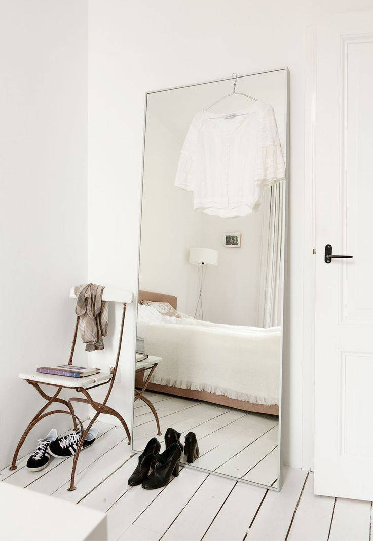 Best 10+ White Mirror Ideas On Pinterest | White Floor Mirror Within Big White Mirrors (#8 of 20)