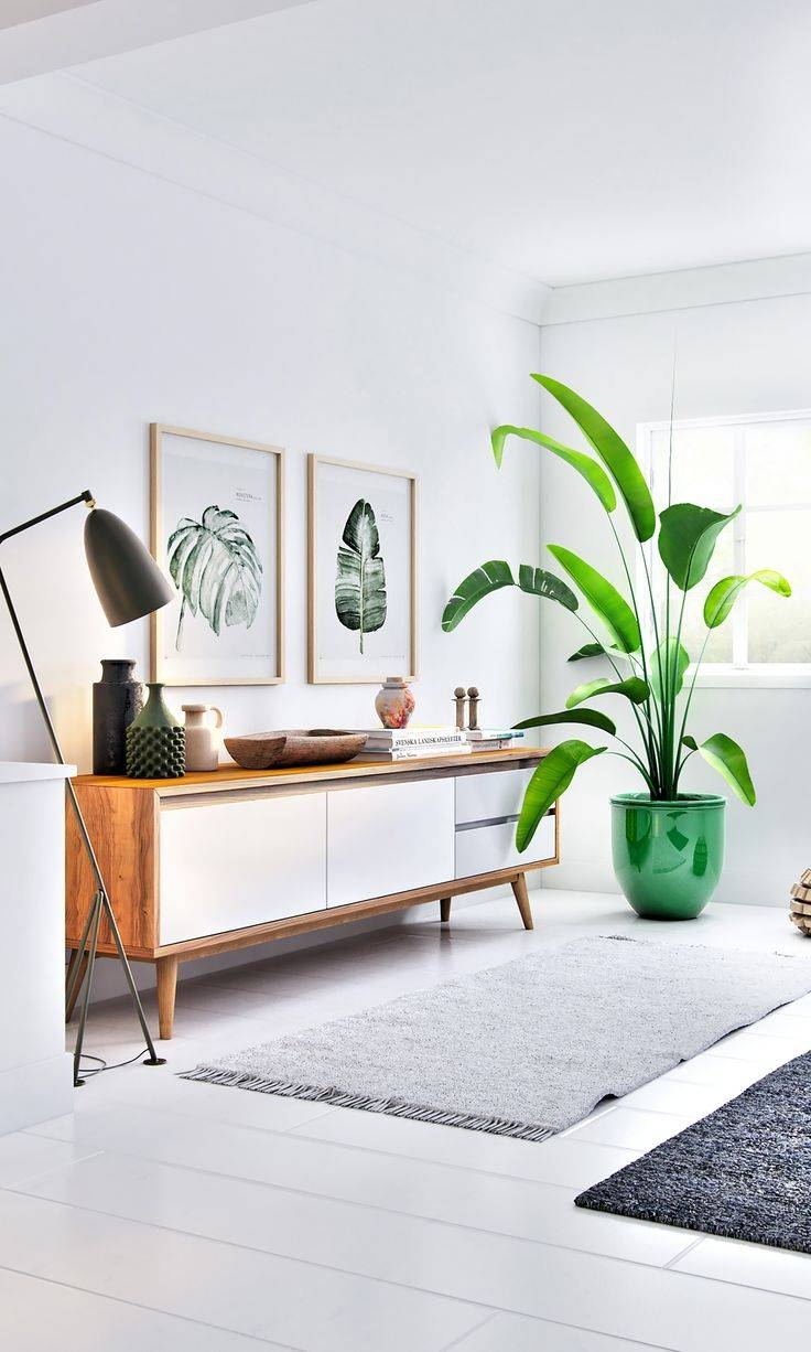 Best 10+ White Sideboard Ideas On Pinterest | Living Room Plants For Modern Living Room Sideboards (#2 of 20)