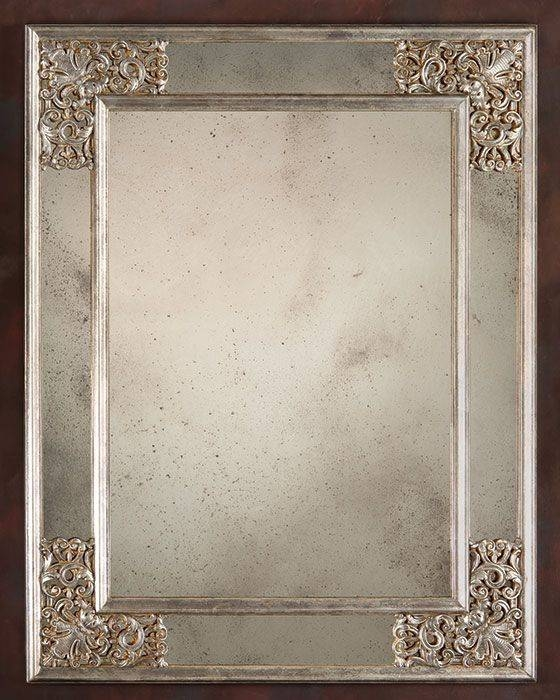 Best 20+ Antique Mirror Glass Ideas On Pinterest | Antiqued Mirror For Antique Looking Mirrors (#10 of 20)