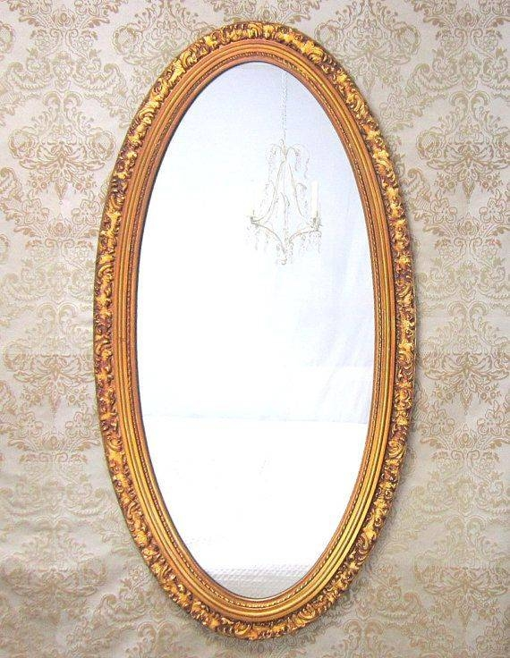 Best 20+ Antique Mirrors For Sale Ideas On Pinterest | Chalkboard Within Long Oval Mirrors (#8 of 30)