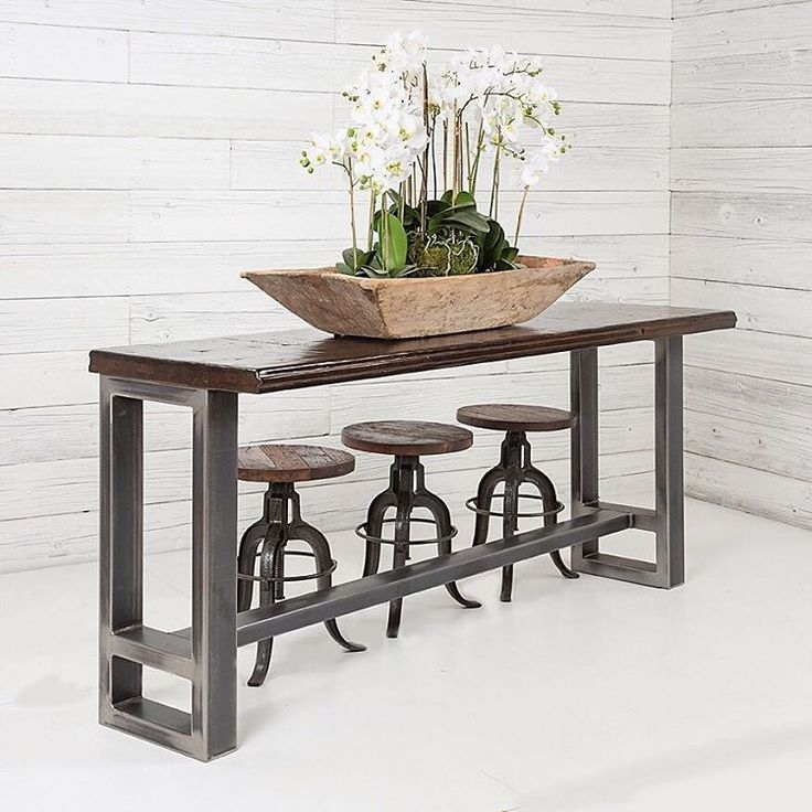 Best 20 Bar Behind Couch Ideas On Pinterest Table Behind Couch In Patio Sofa Tables (#4 of 15)