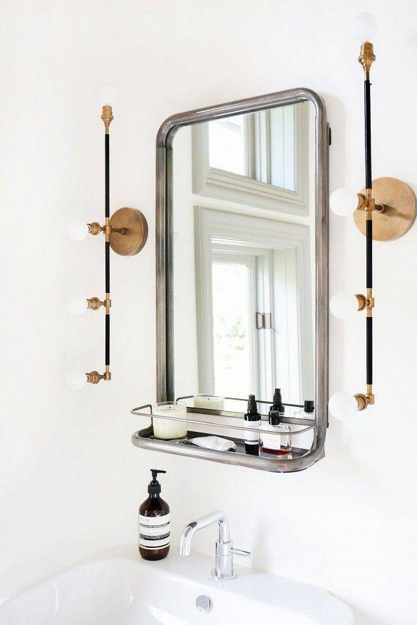 Best 20+ Bathroom Mirrors With Lights Ideas On Pinterest | Vanity For Funky Bathroom Mirrors (#22 of 30)