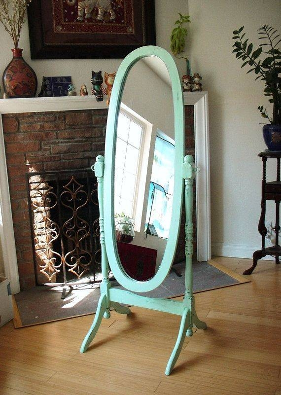 Best 20+ Cheval Mirror Ideas On Pinterest | Beautiful Mirrors Pertaining To Free Standing Oval Mirrors (#3 of 20)