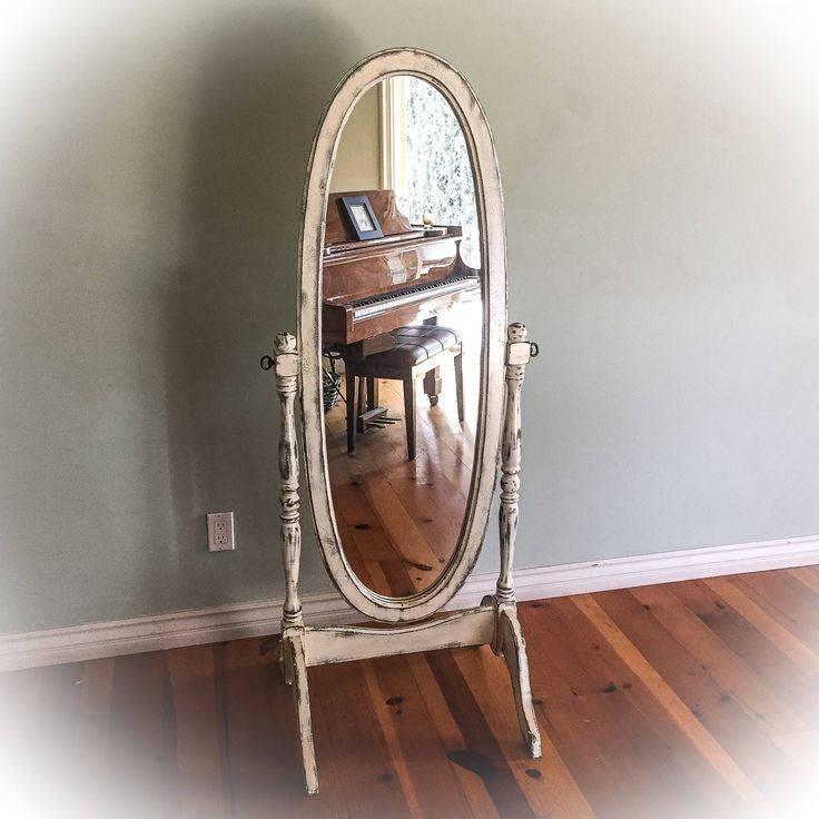 Best 20+ Cheval Mirror Ideas On Pinterest | Beautiful Mirrors Throughout Shabby Chic Floor Mirrors (#2 of 20)