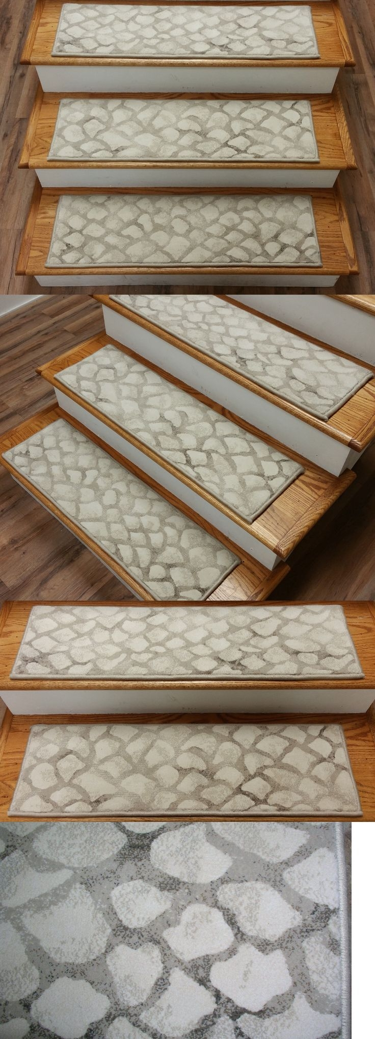 Best 20 Contemporary Stair Tread Rugs Ideas On Pinterest Rugs For Stair Tread Rug Holders (View 11 of 20)