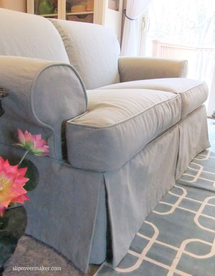 Best 20 Couch Slip Covers Ideas On Pinterest Slipcovers Sofa Within Slipcovers For Sofas And Chairs (#7 of 15)