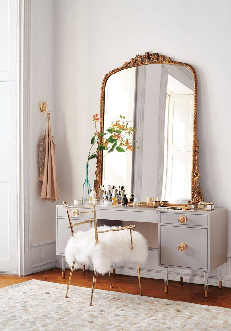 Best 20+ Dressing Table Mirror Ideas On Pinterest | Makeup Within Gold Dressing Table Mirrors (#8 of 30)