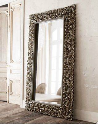 Best 20+ Floor Length Mirrors Ideas On Pinterest | Floor Mirrors For Ornate Full Length Mirrors (#6 of 20)