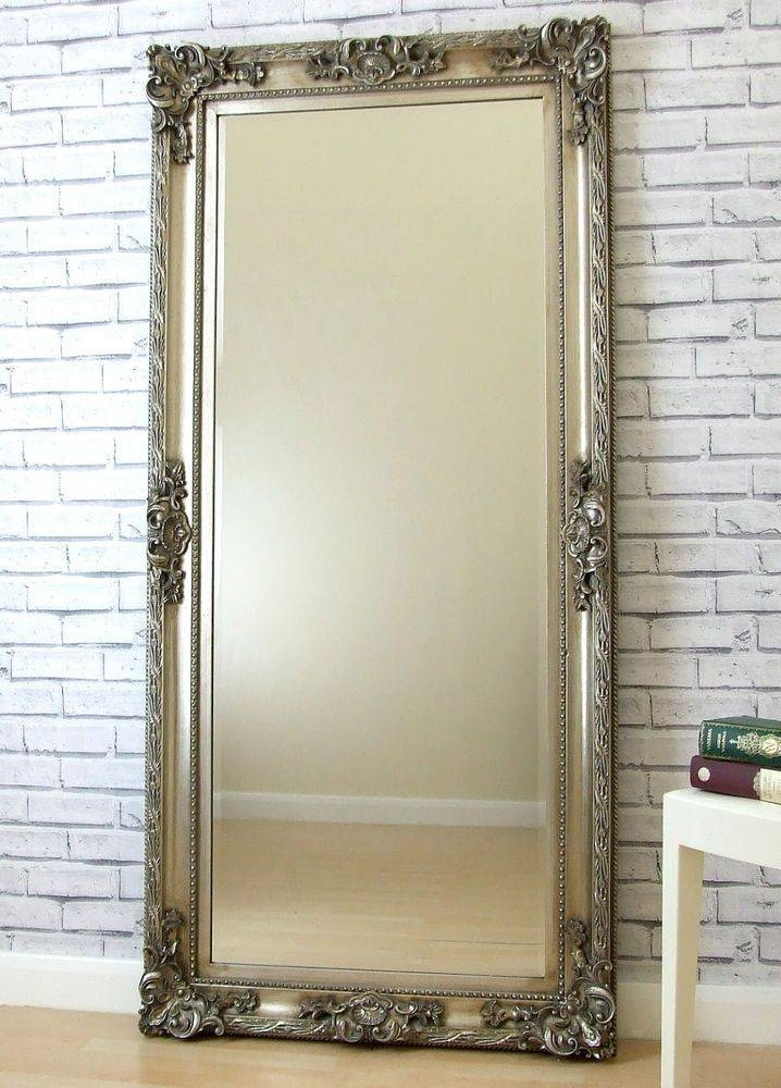 Best 20+ Floor Length Mirrors Ideas On Pinterest | Floor Mirrors In Antique Floor Length Mirrors (#5 of 20)