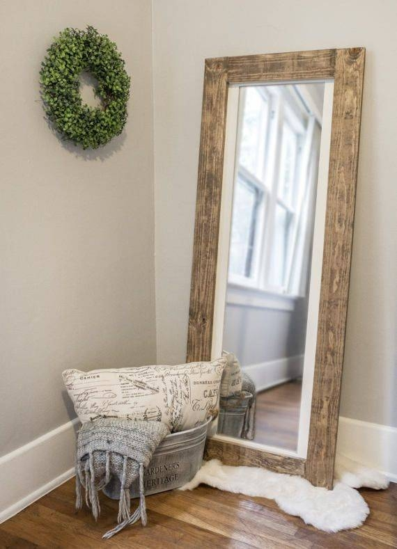 Best 20+ Floor Length Mirrors Ideas On Pinterest | Floor Mirrors Throughout Antique Floor Length Mirrors (#6 of 20)