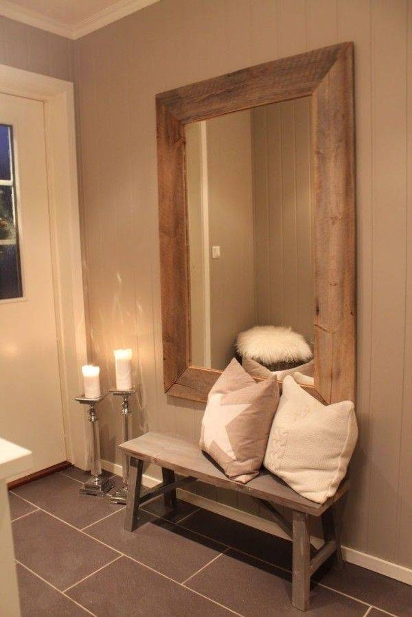 Best 20+ Frame Bathroom Mirrors Ideas On Pinterest | Framed Within Large Brown Mirrors (#12 of 30)