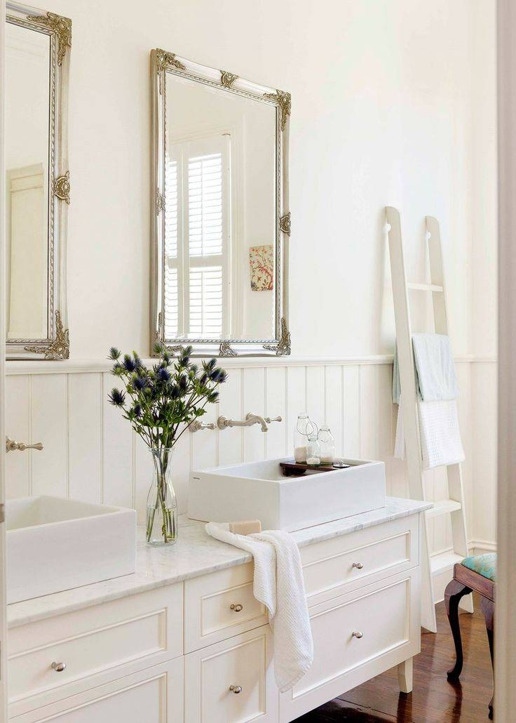french style bathroom cabinets 30 inspirations of style bathroom mirrors 18441