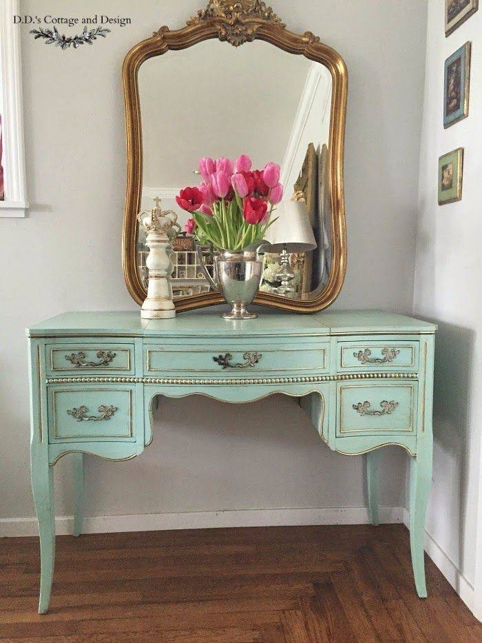 Best 20+ French Vanity Ideas On Pinterest | Vintage Furniture Intended For French Inspired Mirrors (#14 of 30)
