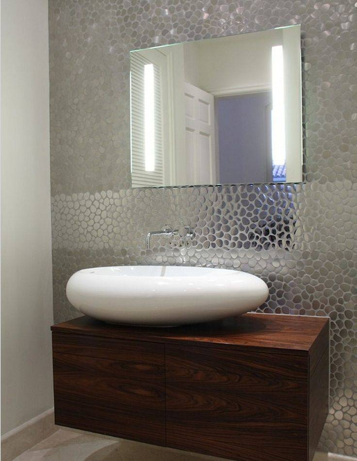 Best 20+ Funky Bathroom Ideas On Pinterest | Small Vintage For Funky Bathroom Mirrors (#23 of 30)
