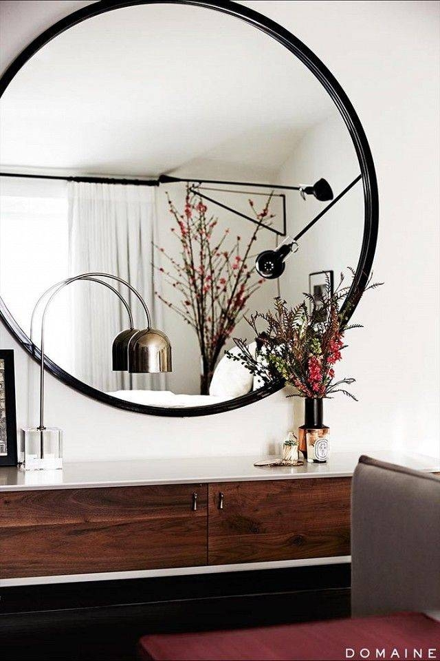 Best 20+ Giant Mirror Ideas On Pinterest | Oversized Mirror, Huge Within Round Large Mirrors (#5 of 20)