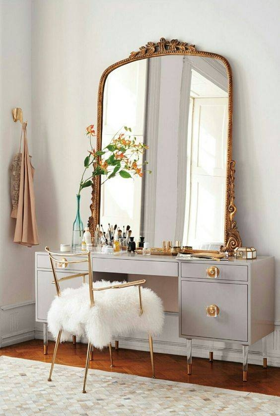Best 20+ Gold Framed Mirror Ideas On Pinterest | Mirror Gallery With Small Vintage Mirrors (#12 of 30)