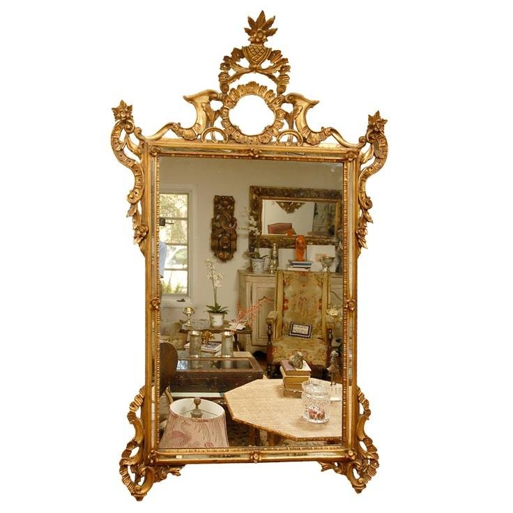 Best 20+ Gold Mirrors Ideas On Pinterest | Mirror Wall Collage For Gold Mirrors (#14 of 30)