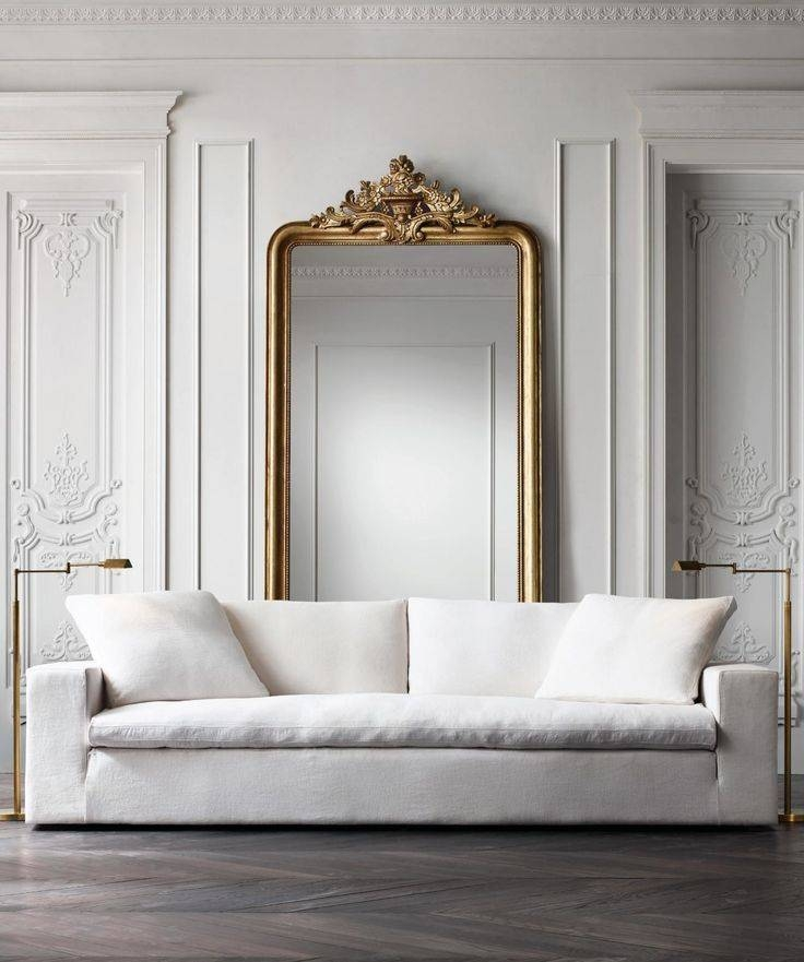 Inspiration About Best 20 Gold Mirrors Ideas On Mirror Wall Collage Regarding French