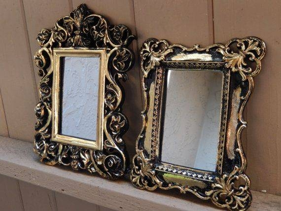 Best 20+ Gold Mirrors Ideas On Pinterest | Mirror Wall Collage Within Vintage Gold Mirrors (#17 of 30)