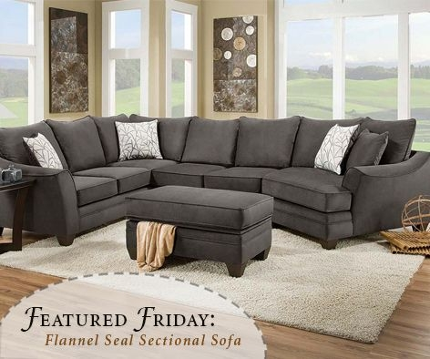 Best 20 Gray Sectional Sofas Ideas On Pinterest Family Room With Gray Leather Sectional Sofas (#3 of 15)