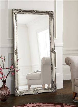 Best 20+ Large Floor Mirrors Ideas On Pinterest | Floor Mirrors In Large Pewter Mirrors (#6 of 20)