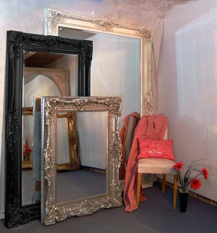 Best 20+ Large Floor Mirrors Ideas On Pinterest | Floor Mirrors Intended For Large Black Ornate Mirrors (View 8 of 30)