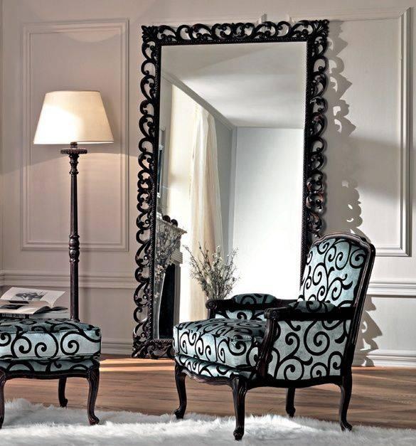Best 20+ Large Floor Mirrors Ideas On Pinterest | Floor Mirrors Intended For Ornate Floor Length Mirrors (#12 of 30)