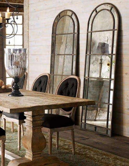 Best 20+ Large Floor Mirrors Ideas On Pinterest | Floor Mirrors Regarding Big Mirrors (#7 of 30)