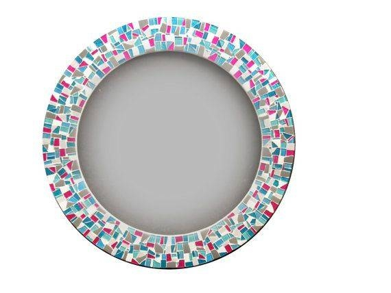 Best 20+ Large Round Mirror Ideas On Pinterest | Large Hallway In Large Pink Mirrors (#12 of 30)
