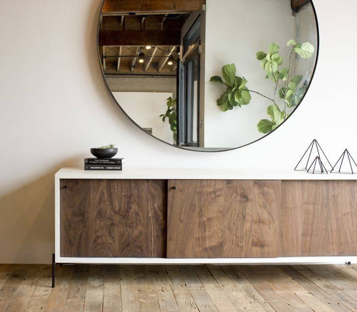 Best 20+ Large Round Mirror Ideas On Pinterest | Large Hallway Inside Round Mirrors (View 9 of 30)
