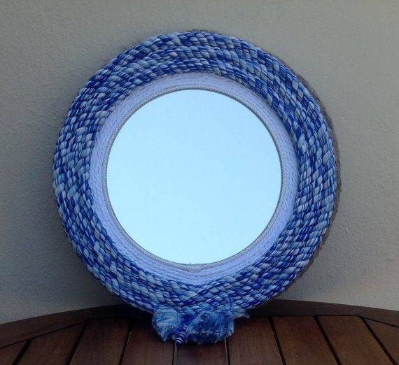 Best 20+ Large Round Mirror Ideas On Pinterest | Large Hallway With Blue Round Mirrors (#12 of 30)