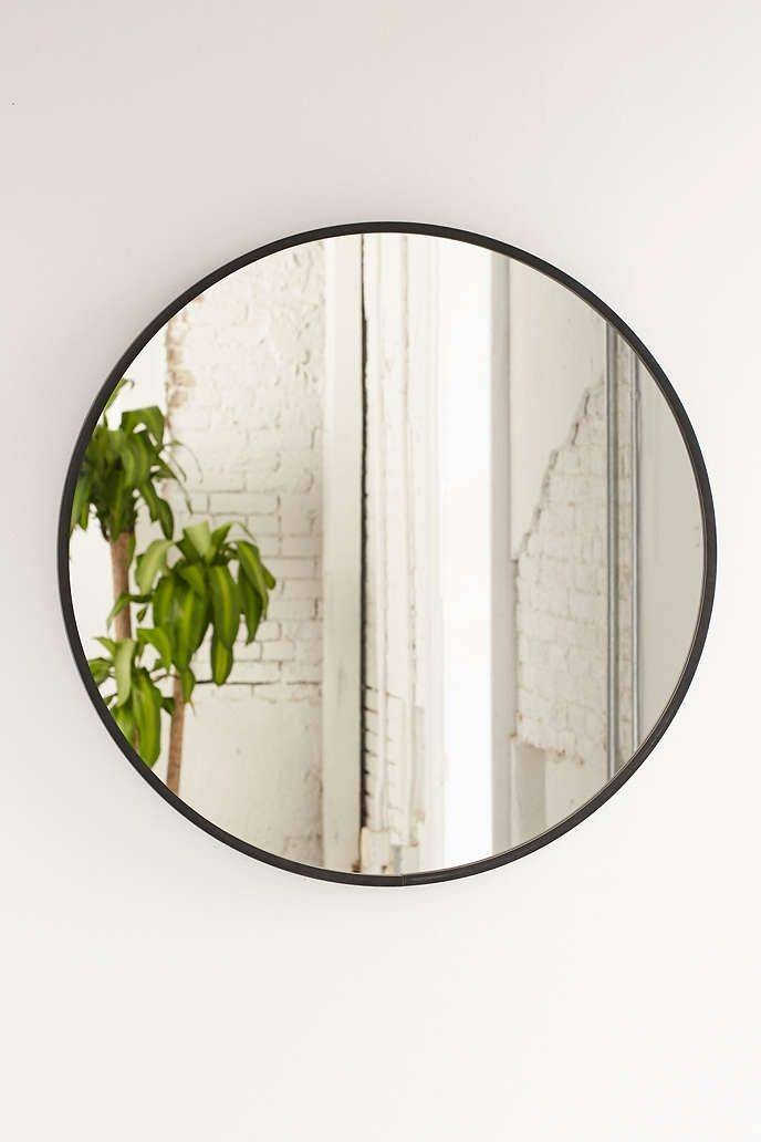 Best 20+ Large Round Mirror Ideas On Pinterest | Large Hallway With Extra Large Black Mirrors (#5 of 30)
