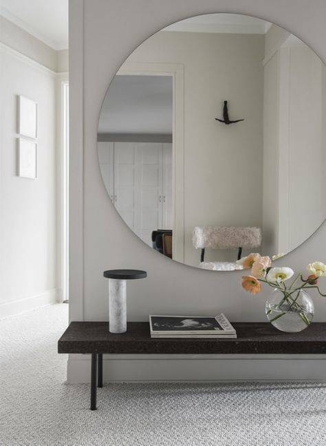 Best 20+ Large Round Mirror Ideas On Pinterest | Large Hallway With Regard To Large Round Mirrors (#8 of 20)