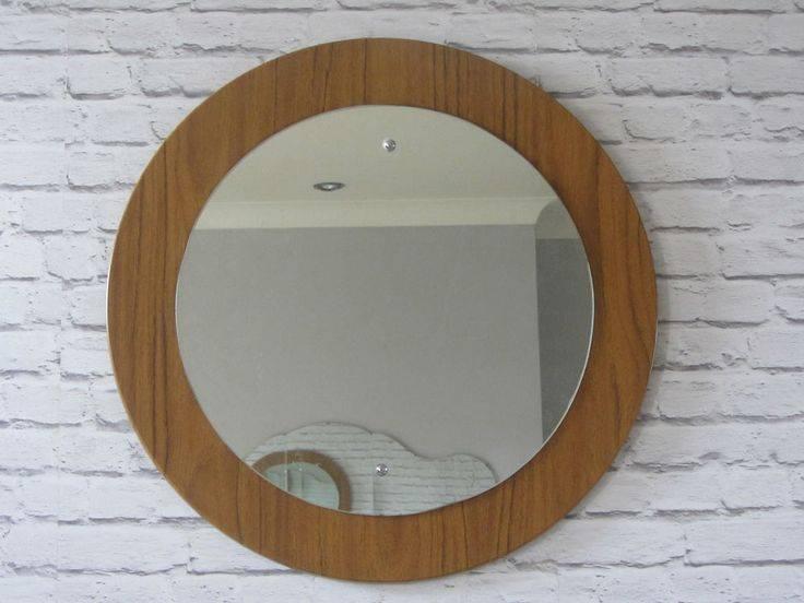 Best 20+ Large Round Wall Mirror Ideas On Pinterest | Photo Wall For Large Round Wooden Mirrors (#6 of 20)