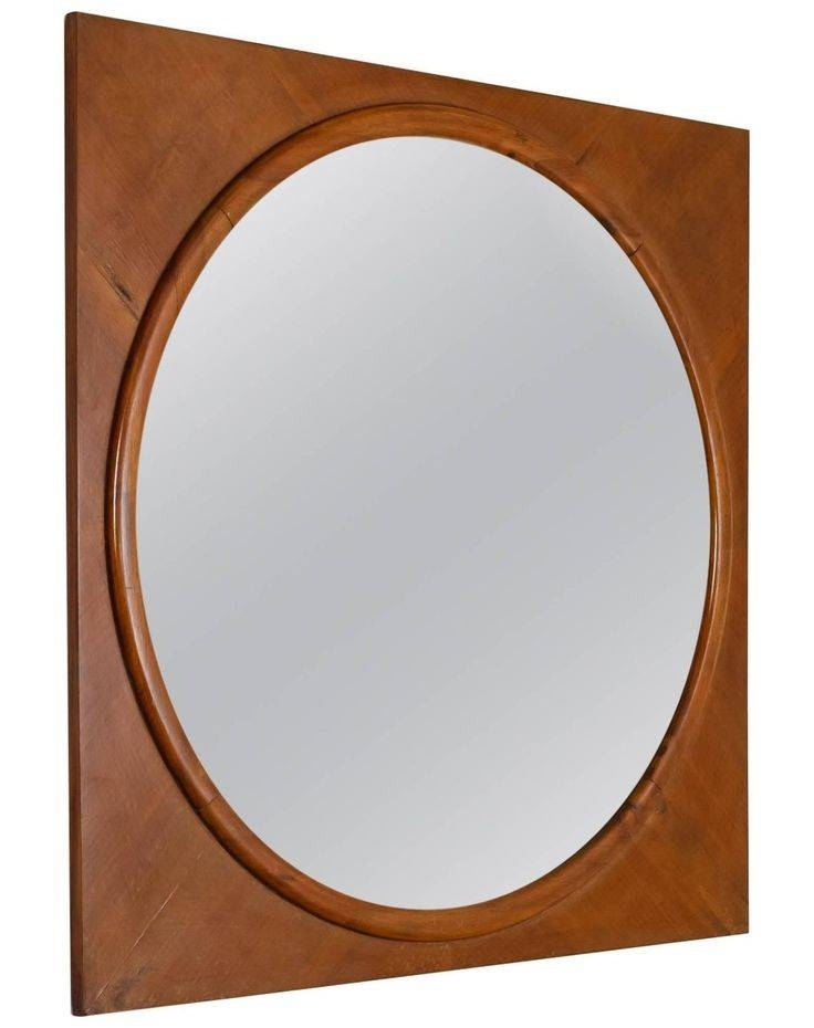 Best 20+ Large Round Wall Mirror Ideas On Pinterest | Photo Wall Regarding Unique Round Mirrors (View 8 of 30)
