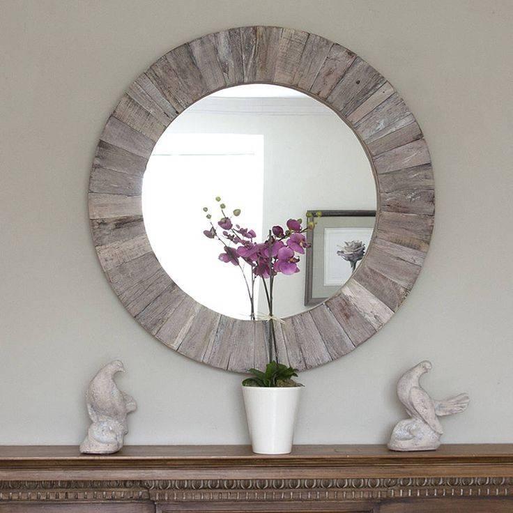 Best 20+ Round Decorative Mirror Ideas On Pinterest | Spoon Art Pertaining To Round Mirrors (View 26 of 30)