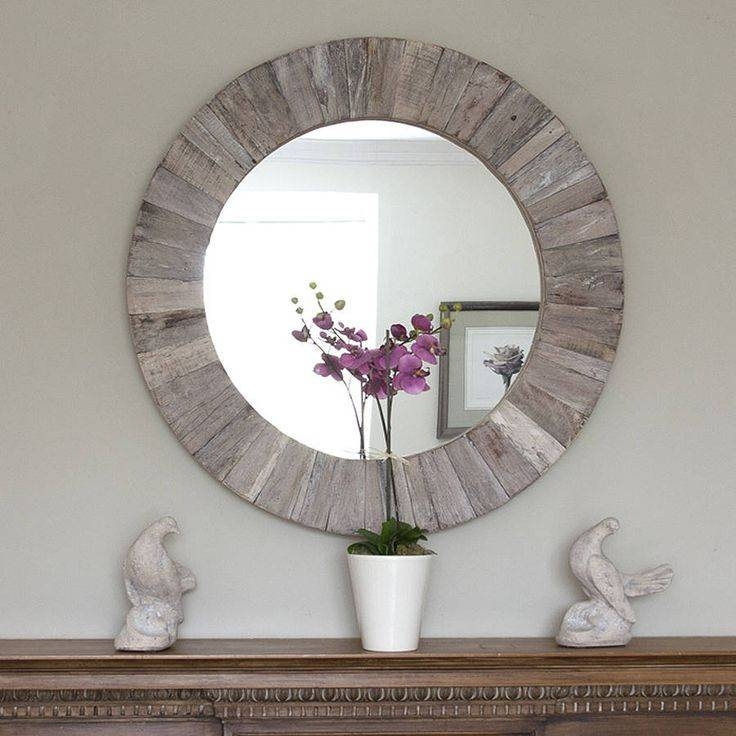 Best 20+ Round Decorative Mirror Ideas On Pinterest | Spoon Art Throughout Decorative Round Mirrors (View 9 of 30)