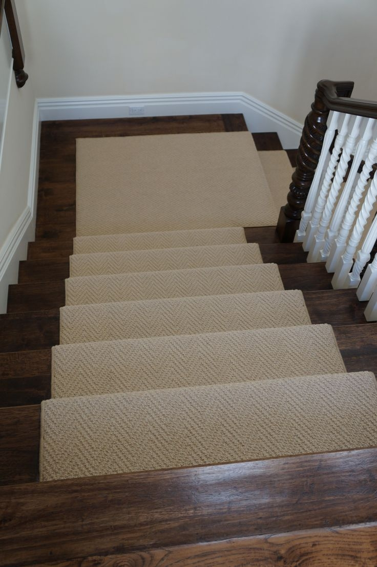 Best 20 Stair Rods Ideas On Pinterest Carpet Runner Hallway Regarding Stair Tread Rug Holders (View 13 of 20)