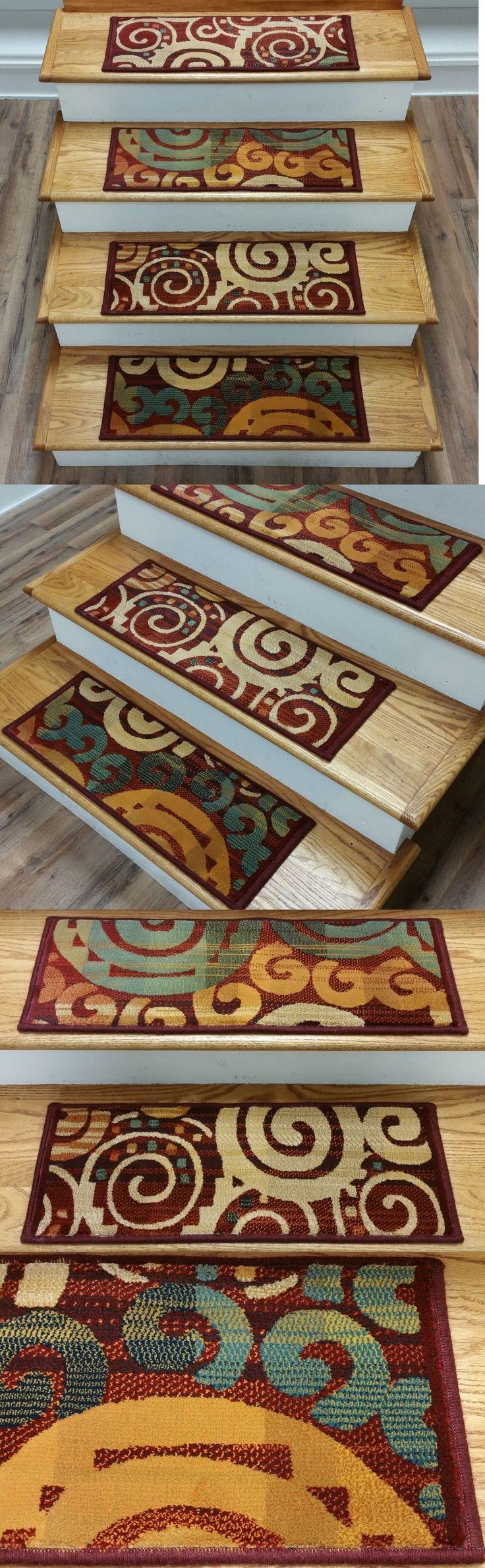 Best 20 Stair Tread Rugs Ideas On Pinterest Carpet Stair Treads Intended For Carpet Stair Treads And Rugs 9× (View 17 of 20)