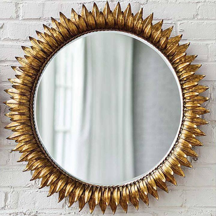 Best 20+ Sun Mirror Ideas On Pinterest | Starburst Mirror With Large Round Gold Mirrors (#17 of 30)